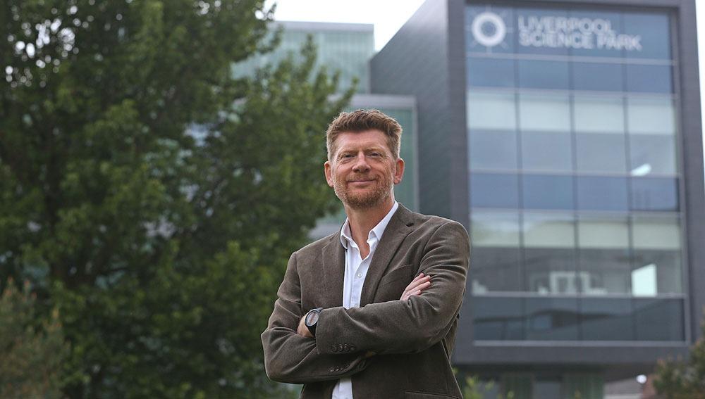 Colin Sinclair CEO